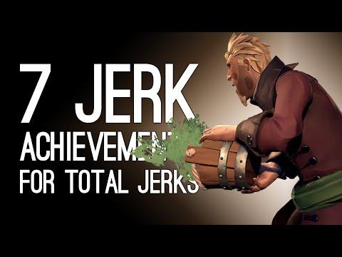 7 Jerk Achievements for Total Jerks