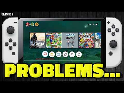 BIG Nintendo Switch OLED Problems Are Happening...