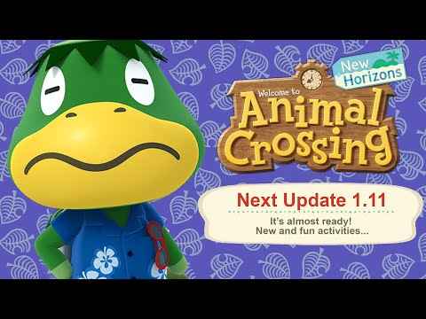 Animal Crossing Update Therapy...