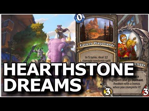 HearthStone gameplay video.