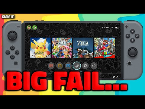 Nintendo Just SCREWED UP... + Switch Scalpers RUIN The Day!