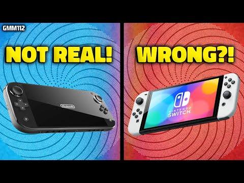 Nintendo SHUTS DOWN Switch Pro + Switch OLED Rumors...