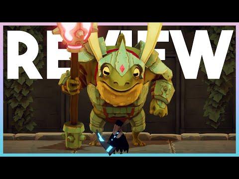 The Zelda Game Nintendo SHOULD Have Made! | Death's Door Review