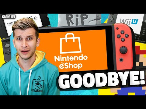 RIP Nintendo eShop Virtual Console... + NEW PS5 Revision!
