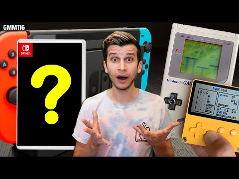 SURPRISE Nintendo Switch Game Revealed! + New Handheld Finally Here!