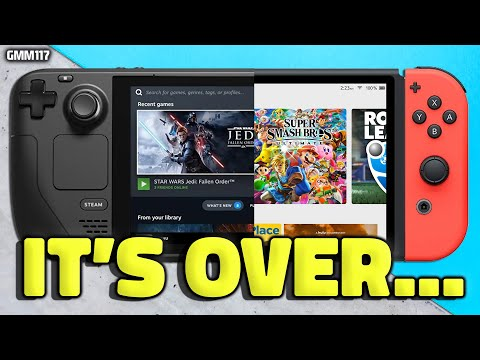Nintendo Switch CALLED OUT By Steam Deck?! + Awesome Games Coming Soon!