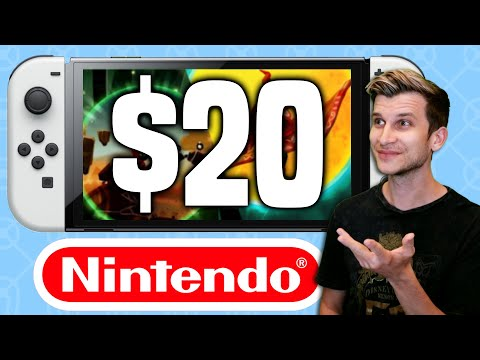 BEST NEW Nintendo Switch Game Under $20 for 2021?!