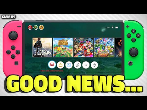 Nintendo Switch GOOD NEWS Just Dropped...