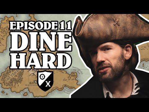 Episode 11: DINE HARD   Oxventure D&D: The Orbpocalypse Saga