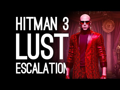 Hitman 3 LUST ESCALATION: Who's the Secret Admirer?   Hitman 3 Seven Deadly Sins DLC