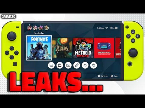 New Nintendo Switch LEAKS Are Wild...