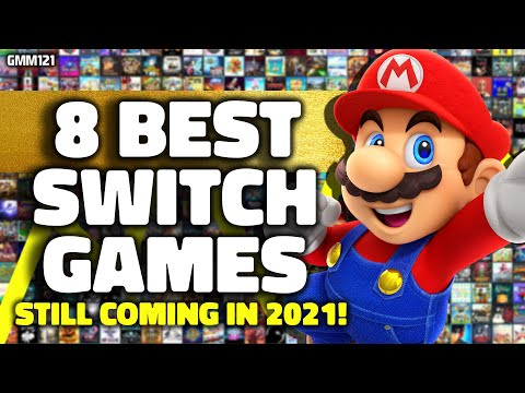 TOP 8 Nintendo Switch Games To Buy BEFORE 2021 Is Over