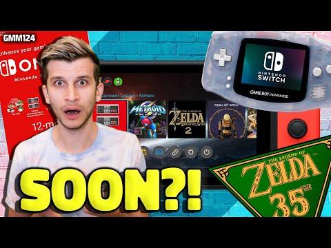 Nintendo TEASING Something BIG for New Switch Update?!