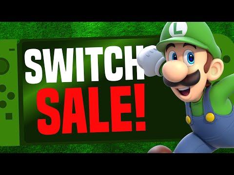 Another MASSIVE Nintendo Switch eShop Sale!