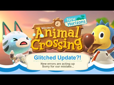 JUST HIT! Animal Crossing New Horizons Updates + Glitches Added