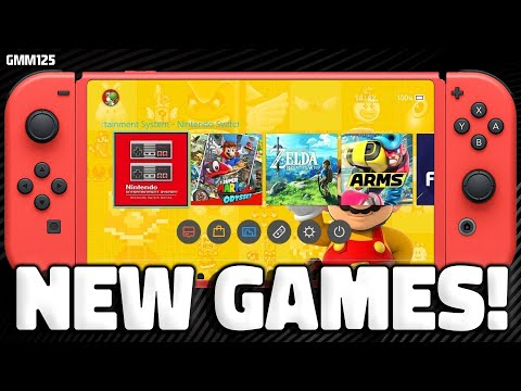 MAJOR Nintendo Switch Games LEAKED and CONFIRMED Today...