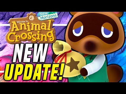 THEY CHANGED IT ALL?! New Animal Crossing Update 1.11.1! (New ACNH New Horizons 1.11.1 Update)
