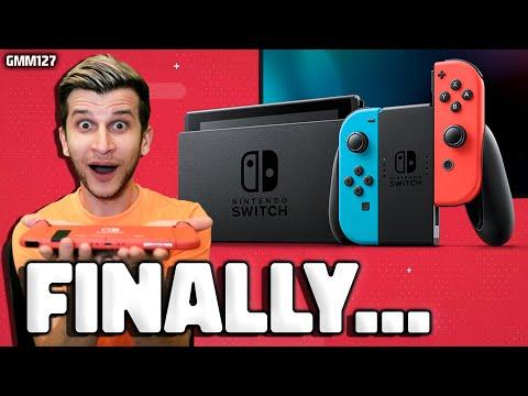 Nintendo Reveals HUGE Switch Surprises...