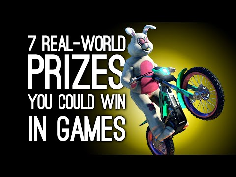 7 Real-World Prizes You Could Win in Games (But Probably Wouldn't)