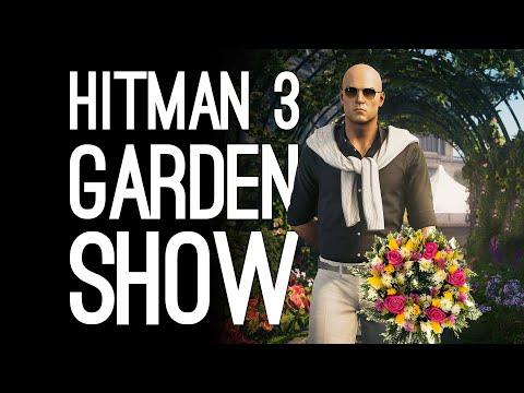 Hitman 3 Garden Show   THE WORST THING I'VE EVER SEEN - New Hitman 3 Escalation