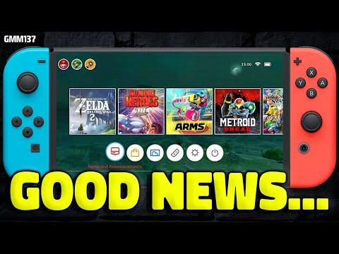Nintendo Switch GOOD NEWS Just Happened…