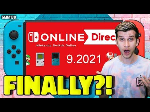 Nintendo Switch Online HUGE CHANGES + New Nintendo Direct THIS WEEK?!