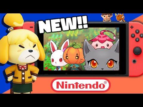 Animal Crossing + Combat?! New Nintendo Switch eShop Game Just Hit!