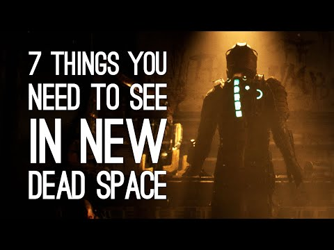 Dead Space: 7 New Things You Need to See in the Dead Space Remake