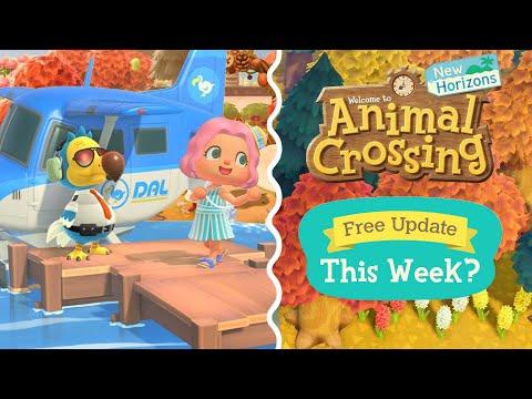 New Animal Crossing Update HUGE COMING THIS WEEK?!