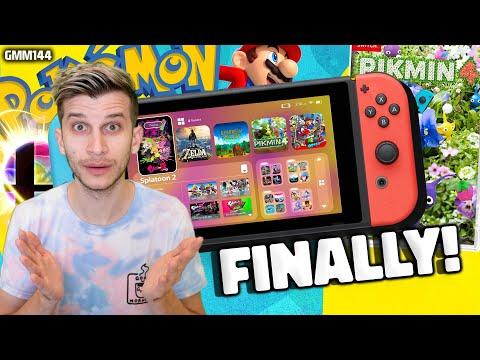 Nintendo Switch NEW SECRET Projects Revealed...