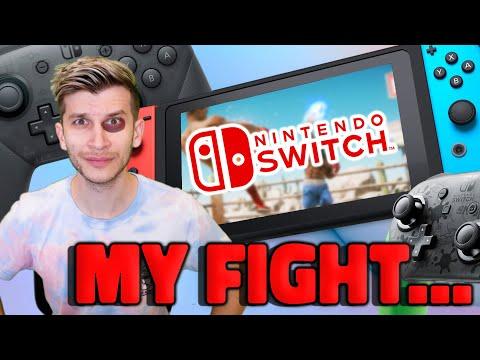 I Got Into A Fight... | Nintendo Switch Games & News