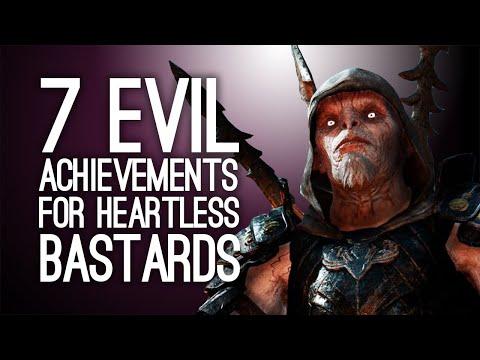 7 Evil Achievements for Heartless Bastards: Back for More Evil