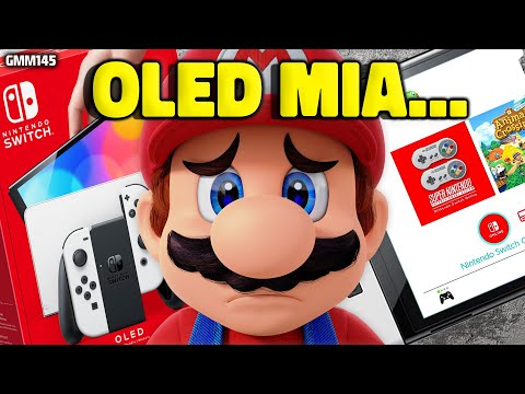 WHAT Happened To Nintendo Switch OLED...?!
