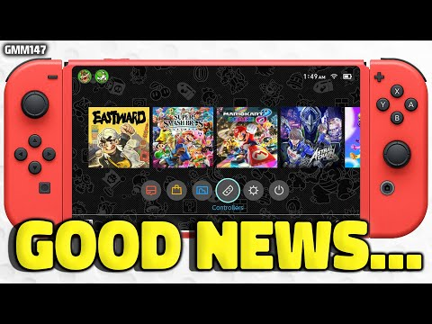 Nintendo Switch GOOD NEWS Just Dropped For Fans...