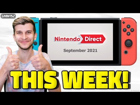 Nintendo Direct THIS WEEK For Switch Updates!! Here's Why...