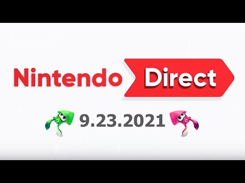 Nintendo Direct | September 2021 LIVE REACTIONS