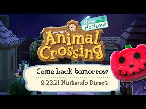 NEW UPDATE TOMORROW?! Animal Crossing New Horizons Update Trailer at Nintendo Direct?!
