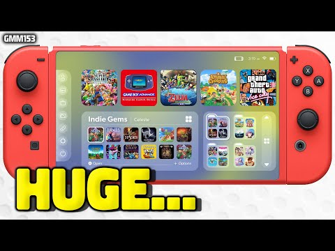 HUGE Nintendo Switch Rumors JUST DROPPED for Nintendo Direct...
