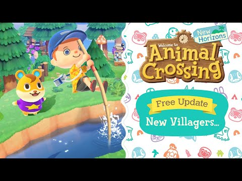 Animal Crossing New Horizons Is Saved...