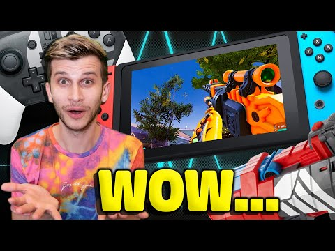 AWESOME New Shooter on Nintendo Switch! Best Shooter of 2021?! | Nintendo Switch Games & News