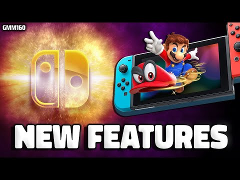 Nintendo Switch HUGE FEATURES Coming, Just Revealed...