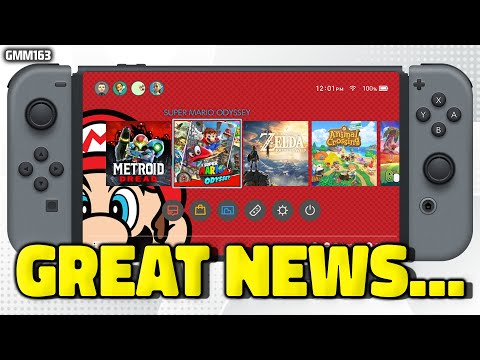 Nintendo Switch MORE GREAT NEWS Just Dropped...