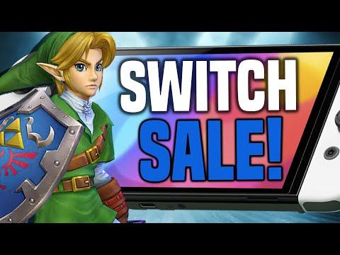 HUGE Nintendo Switch eShop Sale for October Happening NOW!