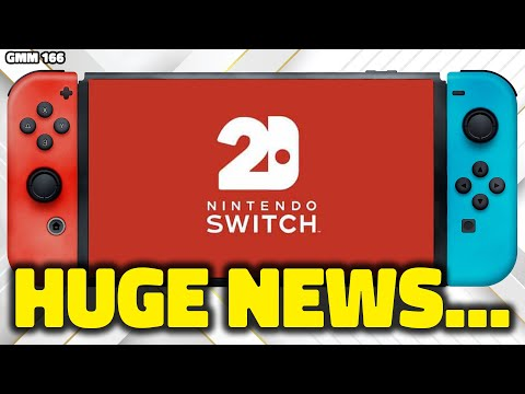 Nintendo Switch 2 HUGE NEWS Just Dropped…