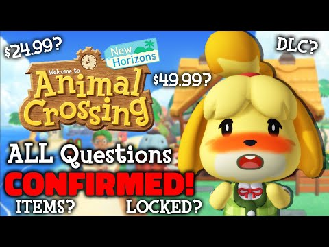 You DON'T Need Happy Home?! New Animal Crossing Update 2.0 Info CONFIRMED!