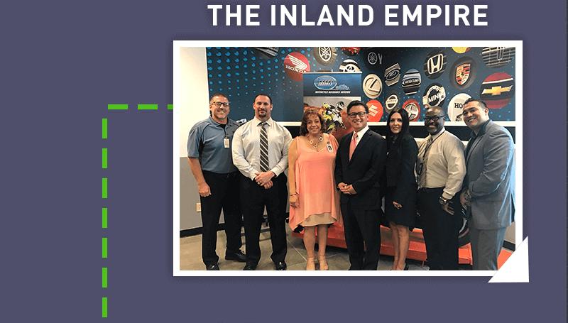 the Inland Empire