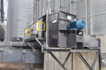 Bellingham Farmers Coop Elevator Co. AGI Hi Roller Conveyor AGI Airlanco Fans