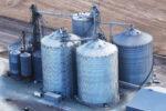 Cooperative Producer, Inc  CPI rail terminal in Red Cloud, NE,