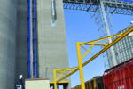 CHS Dakota Plains Gwinner Vigen bulkweigher OneWeigh Hi Roller conveyor