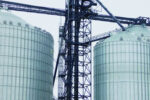 Central Valley Ag Linn LeMar tower Schlagel legs distributor conveyors